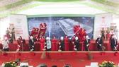 Khởi công Khu dược phẩm công nghệ cao TV.Pharm tại ấp Tân Ngại, xã Lương Hòa A, huyện Châu Thành, tỉnh Trà Vinh