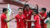 Myanmar đã có khởi đầu thuận lợi Ảnh: DŨNG PHƯƠNG