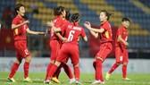 Tuyển nữ Việt Nam đăng quang thuyết phục