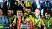 Đội đương kim vô địch Văn Minh FC sẽ gặp nhiều thử thách ở giải năm nay. (Ảnh: CAO TƯỜNG)