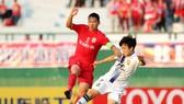 Nguyễn Anh Đức sẽ trở thành tiền đạo cắm quan trọng ở đội tuyển. (Ảnh: DŨNG PHƯƠNG)