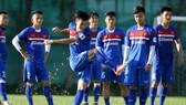 Đội U23 Việt Nam hồi hộp chờ đối thủ ở VCK giải châu Á 2018. Ảnh: HOÀNG HÙNG