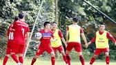Đội tuyển sẽ có nhiều nét mới ở lần tập trung đầu tiên dưới triều đại ông Park Hang-seo. Ảnh: MINH HOÀNG