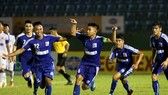U21 Bình Dương lấy vé đầu tiên vào bán kết. Ảnh: KHẢ HÒA