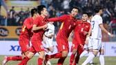 U23 Việt Nam tự tin hướng đến VCK châu Á 2018. Ảnh: MINH HOÀNG