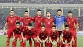 Đội tuyển Việt Nam. Ảnh: MINH HOÀNG