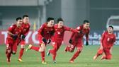 Tuyệt vời U23 Việt Nam. Ảnh: ANH KHOA