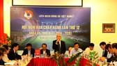 Hội nghị BCH VFF khóa VII mới đây