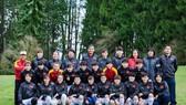 Đội tuyển nữ Việt Nam đã hoàn tất giai đoạn tập huấn tại Đức