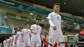 Đội Việt Nam sẽ gặp Bahrain ở vòng tiếp theo. Ảnh: DŨNG PHƯƠNG