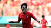 Hwang Uj-jo, người hùng trong chiến thắng của Hàn Quốc