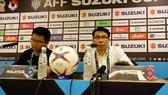 HLV Tang Cheng Hoe muốn cùng Malaysia giành chiến thắng ở lượt đi