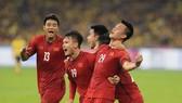 Bóng đá Việt Nam thăng hoa trong năm 2018 bằng đội hình trẻ trung và đầy nhiệt huyết