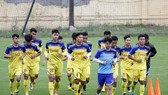 Nhiều tuyển thủ U23 hiện nay đang còn thiếu kinh nghiệm trận mạc. Ảnh: MINH HOÀNG
