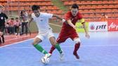 Cuộc so tài giữa Việt Nam và Indonesia ở vòng loại