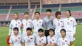 Đội tuyển nữ Việt Nam. Ảnh: Đoàn Nhật