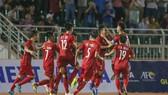 U18 Việt Nam có chiến thắng muộn trước Malaysia. Ảnh: DŨNG PHƯƠNG