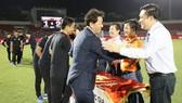 HLV Chung Hae-soung chia sẻ bí quyết giúp TPHCM 'lột xác' ở V-League 2019