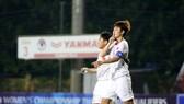 Thủ quân Tuyết Ngân là 1 trong 4 cầu thủ đội U19 nữ được đôn lên đội tuyển trong chuyến tập huấn tại Nhật Bản. Ảnh: Đoàn Nhật