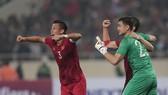 Việt Nam đến gần tốp 90 trên bảng xếp hạng FIFA. Ảnh: Dũng Phương