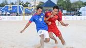 Đội tuyển Việt Nam giành 6 điểm sau 2 trận đầu tiên. Ảnh: Đoàn Nhật
