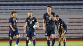Philippines bị loại khá đau khi thua Campuchia ở hiệu số. Ảnh: ABS-CBN News