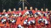 Đội tuyển nữ Việt Nam khẳng định ngôi Hậu Đông Nam Á. Ảnh: Dũng Phương