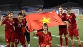 Các cô gái vàng của bóng đá Việt Nam. Ảnh: Đông Huyền