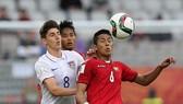 Bóng đá trẻ Myanmar có nhiều tiến bộ trong thời gian qua.