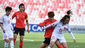 Đội tuyển nữ Việt Nam tiếp cận tốp 5 châu Á.