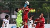 Giải được xem là sân chơi giao lưu cho các cầu thủ trẻ hai nước Việt Nam và Nhật Bản. Ảnh: Dũng Phương