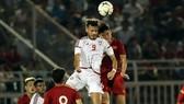 U23 Việt Nam và U23 UAE trong trận giao hữu mới đây tại TPHCM. Ảnh: DŨNG PHƯƠNG