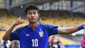 Thần đồng bóng đá Thái Lan Suphanat. Ảnh: Getty Images