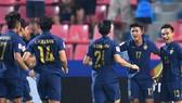 Chủ nhà Thái Lan vào Tứ kết sau trận hòa 1-1 trước Iraq. Ảnh: AFC