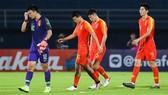 U23 Trung Quốc gây thất vọng tại giải đấu năm nay