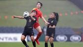Đội nữ Thái Lan thua tan nát trước Trung Quốc với tỷ số 1-6