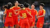 Đội tuyển nữ Trung Quốc. Ảnh: AFC
