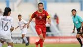 Huỳnh Như, chân sút chủ lực của ĐT nữ Việt Nam hiện nay