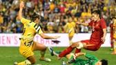 Đội nữ Australia loại đội Việt Nam ở vòng play-off. Ảnh: VFF