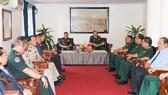 Tăng cường quản lý, bảo vệ và đảm bảo an ninh trật tự khu vực biên giới