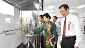 Quận Tân Bình khánh thành trường mầm non gần 45 tỷ đồng