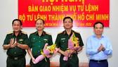 Thiếu tướng Nguyễn Văn Nam giữ chức Tư lệnh Bộ Tư lệnh TPHCM