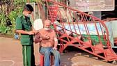 Bộ đội Biên phòng cứu sống giảng viên người Mỹ bị cướp
