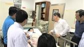 Công an điều tra vụ cây phượng bật gốc tại Trường THCS Bạch Đằng làm 1 học sinh tử vong