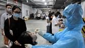 Quận 12 xét nghiệm gần 3.800 người liên quan chuỗi lây nhiễm Covid-19
