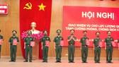 Bộ đội biên phòng thành phố điều động quân y hỗ trợ phòng chống dịch