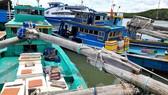 Các phương tiện khai thác thuỷ hải sản trái phép