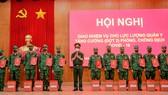 Bộ đội Biên phòng TPHCM tiếp nhận 34 bộ đội quân y hỗ trợ phòng chống dịch