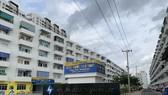 Khu nhà ở xã hội do Công ty Lê Thành làm chủ đầu tư cho thuê 49 năm