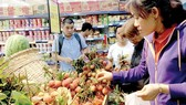 Supermarkets provide support on consumption of lychees